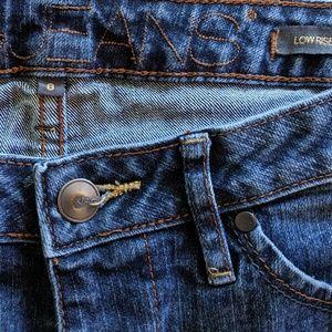 Jag Jeans Low Slim Leg